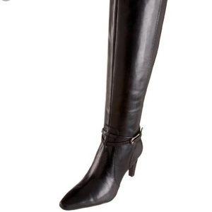 Circa Joan & David Encore tall leather dress boots